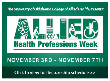 Allied Health Professions Week