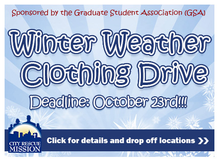 Winter Weather Clothing Drive