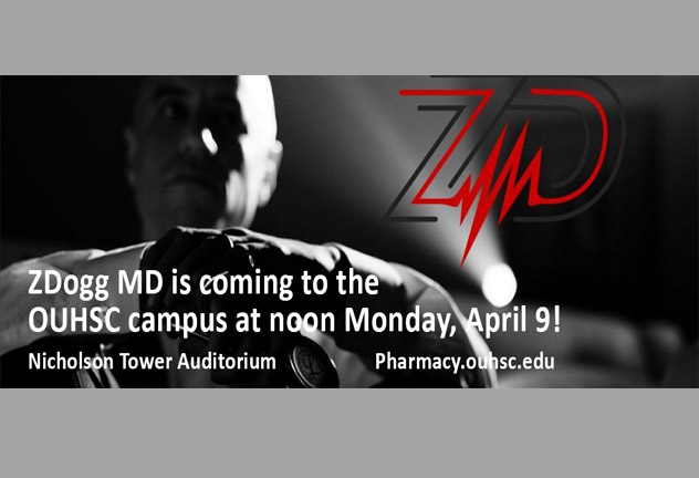 ZDoggMD Concert at OUHSC Campus