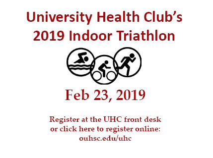 UHC triathlon