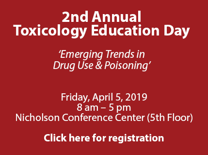 Toxicology Education Day 2019