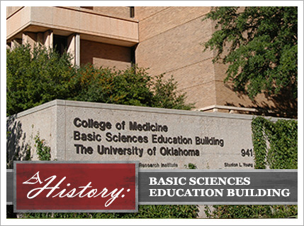 The Basic Sciences and Education Building: A History