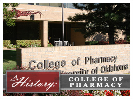 The College of Pharmacy: A History