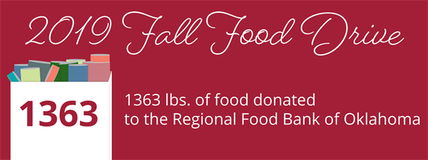 Fall Food Drive | Thank you