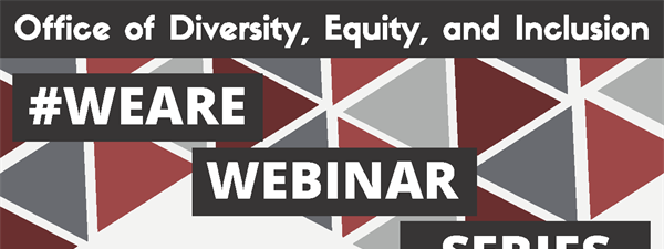 #WeAre | Webinar 3: What's Next?